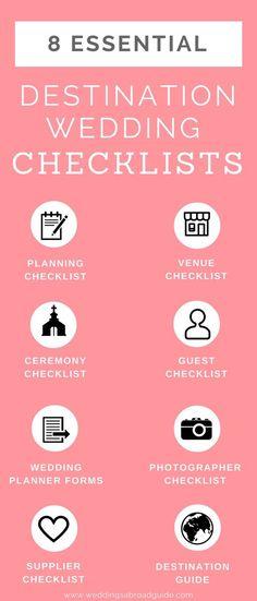 1000 ideas about destination wedding planner on pinterest for Destination wedding planning guide