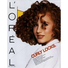 Spiral Perms needed Loreal Pumping Curls