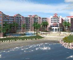 Diamond Beach Hotel Resort; Galveston, TX