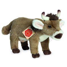 Peluche Vaca Hermann Teddy - Donurmy.es
