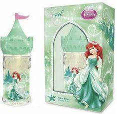 PRINCESS ARIEL Castle Series Eau De Toilette Spray 1.7 oz
