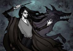 Sirius Black by IrenHorrors on @DeviantArt