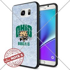 NEW Ohio Bobcats Logo NCAA #1419 Samsung Note5 Black Case Smartphone Case Cover Collector TPU Rubber original by WADE CASE [Ice] WADE CASE http://www.amazon.com/dp/B017KVN9BS/ref=cm_sw_r_pi_dp_pYZywb1KVT006