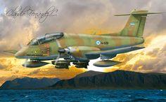 IA-58 Pucará en Malvinas ...