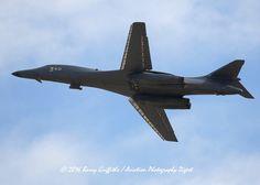 """BLUE TEAM LAUNCH: RED FLAG 16-2 Rockwell B-1B Lancer USAF 85-0066 37th BS """"Tigers"""" 28th BW, Ellsworth AFB, SD"""