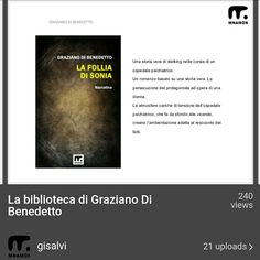 Graziano di benedetto www.mnamon.it Amazon Amazon prime candiolo libri scrittori narrativa www.mnamon.it stalker