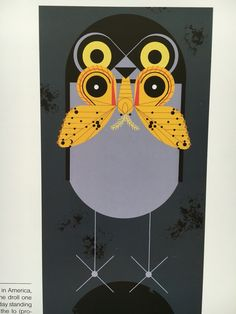 Charley Harper - Burrowing Owl - Search Gallery One for Harper, Charley limited edition prints, giclee canvases and original paintings by internationally-known artists Charley Harper, Gig Poster, Illustrations, Illustration Art, Owl Print, Indie, Art Lessons, Framed Art, Burrowing Owl