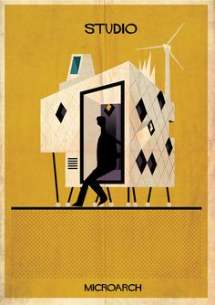 Gallery - Federico Babina Dissects the House in MICROARCHITECTURES Series - 15