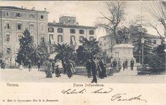 Verona - Piazza Indipendenza primi 900