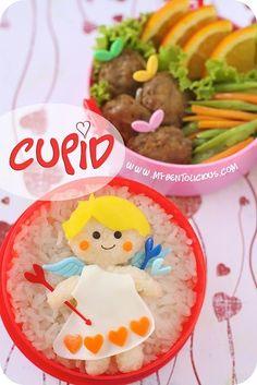 Valentine's Day Bento.