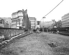 Disused Stations: Ludgate Hill Station Station To Station, Old Train Station, Hill Station, Old London, North London, West London, London History, British History, Disused Stations