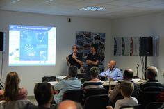 Salon nautique du Cap d'Agde : conférence mouillage écologique © Laurent Uroz