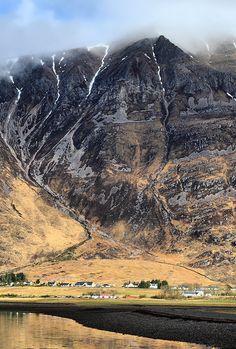 Liathach, Torridon & Shieldaig, Western Highlands, Scotland by Steve Carter