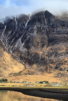 Liathach, Torridon & Shieldaig, Western Highlands, Scotland by Steve Carter