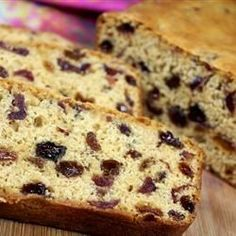 "Bara Brith: ""A sweet, yeast-less Welsh bread studded with dried fruit. I generally soak my raisins in Irish breakfast tea, but feel free to experiment with flavors."""
