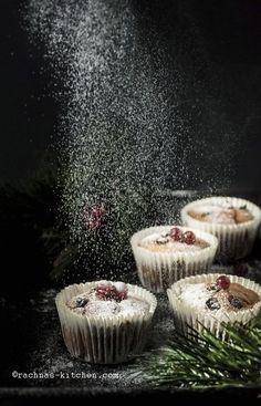 Red Currant Muffins [Vegan]