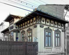 Little Paris style wagon house, 1890s Bucharest