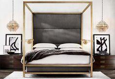 10 camas tapizadas para quitar el sentido · 10 gorgeous upholstered beds…