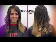 Gift idea for women. NEW Carmen EHC Ceramic Hair Straightening Brush, now available in Dis-Chem stores.