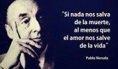 Pensamiento de Pablo Neruda | Frases Bonitas | Imagenes de Amor | Frases Famosas