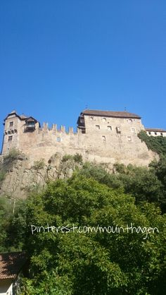 Castle Runkelstein, Castel Roncolo in Bozen, South Tyrol, north Italy