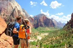 10 Best Outdoor Adventure Vacation Destinations on a Budget Us National Parks, Zion National Park, Ibiza, Best Hikes, Go Camping, Camping Places, Camping Ideas, Vacation Destinations, Vacations