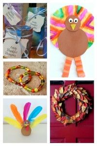 It's that time of year again for fun and festive Thanksgiving crafts! We love to celebrate...