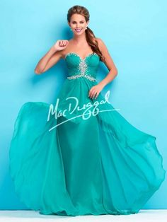 Size 0 Cherry Flash by Mac Duggal 65126L Gown with Beading