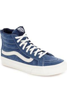 b508e9a7043 VANS  Sk8-Hi  Slim Zip Sneaker (Women).  vans