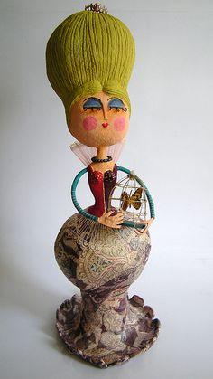 Doll   by .Carol W. on Flickr.