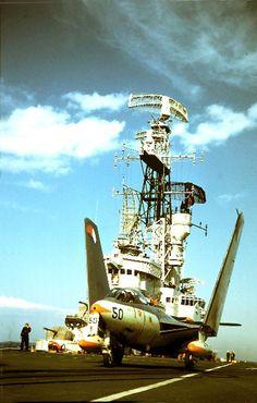 Sea Hawk aboard Karel Doorman