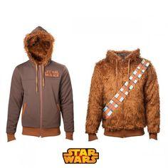 Veste Réversible Chewbacca Star Wars. Kas Design, Distributeurs de produits originaux