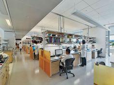 Energy Biosciences Building, University of California Berkeley - Smith Group