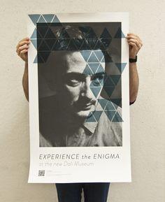 Dali Museum poster 2 - Paul Samples