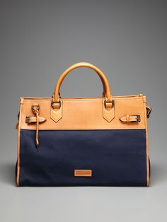 Michael Canvas Weekender by Ben Minkoff on Gilt.com