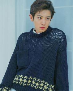 Chanyeol Exo Winter Album [for you] 2017 Baekhyun, Kaisoo, Chanbaek, Park Chanyeol Exo, Exo Ot12, Kpop Exo, Exo Kai, Chanyeol Cute, Heechul