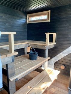 Building A Sauna, Sauna Design, Outdoor Sauna, Sauna Room, Rocket Stoves, Yard Landscaping, Woods, Backyard, Cottage