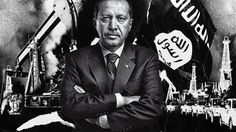 ISIS Oil King Pin Erdogan Paid Off Hillary Clinton