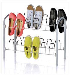 Zapatera vertical Cod. 10314 Descripción Para organizar 12 pares de zapatos. Metálica con protector plástico. 58.6 x 28 x 46.5 cm. - See more at: http://www.betterware.com.mx/productos-detalle.php?producto=10314&mostrarCategoria=4&subCategoria=9#sthash.kpuyF8fn.dpuf