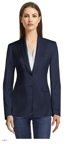 Burgundy Single Breasted Blazer with Grey Shiny Lapels Suit Jackets For Women, Blazers For Women, Suits For Women, Clothes For Women, Casual Blazer, Business Rock, Design Your Shirt, Langer Mantel, Business Casual Dresses