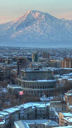 Ararat Armenia...