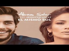 """El Mismo Sol"" - Álvaro Soler w/ Jennifer Lopez. You don't need to speak Spanish to feel the contagious energy of this song! Jennifer Lopez Love, Latin Music, Dance Music, Music Mix, Good Music, Amazing Music, 100 Songs, Wedding Playlist, Film Music Books"