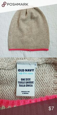 I just added this listing on Poshmark: Old Navy slouch beanie. #shopmycloset #poshmark #fashion #shopping #style #forsale #Old Navy #Accessories
