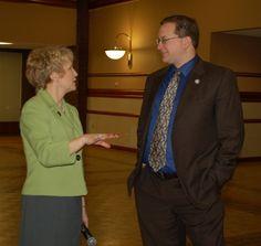 Lt. Governor: Allen County #AllenCounty #Indiana #ListenLearnTour