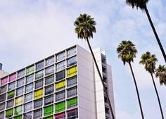 The LINE Hotel (3515 Wilshire Boulevard) Located in a mid-century building less than 4 miles from Hollywood, the LINE Koreatown boutique hotel features free WiFi, an outdoor pool, a furnished sun terrace and three restaurants. #bestworldhotels #travel #us #losangeles