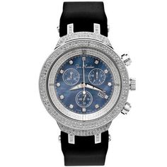 Joe Rodeo Diamond Men's Watch - MASTER black 2.2 ctw *** You can get more details by clicking on the image.