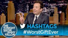 Hashtags: #WorstGiftEver