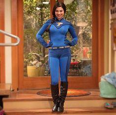 Pheobe Thunderman Costume