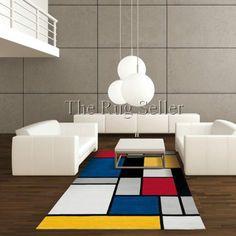 De Stijl Interior Design | Mondrian, interior design and cycling | ESI.info Interior Design