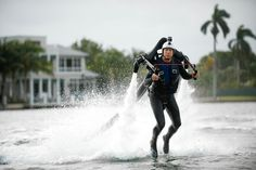 If wants to fly like a bird Then this Amazing Water Jetpack is for you.Check this out.